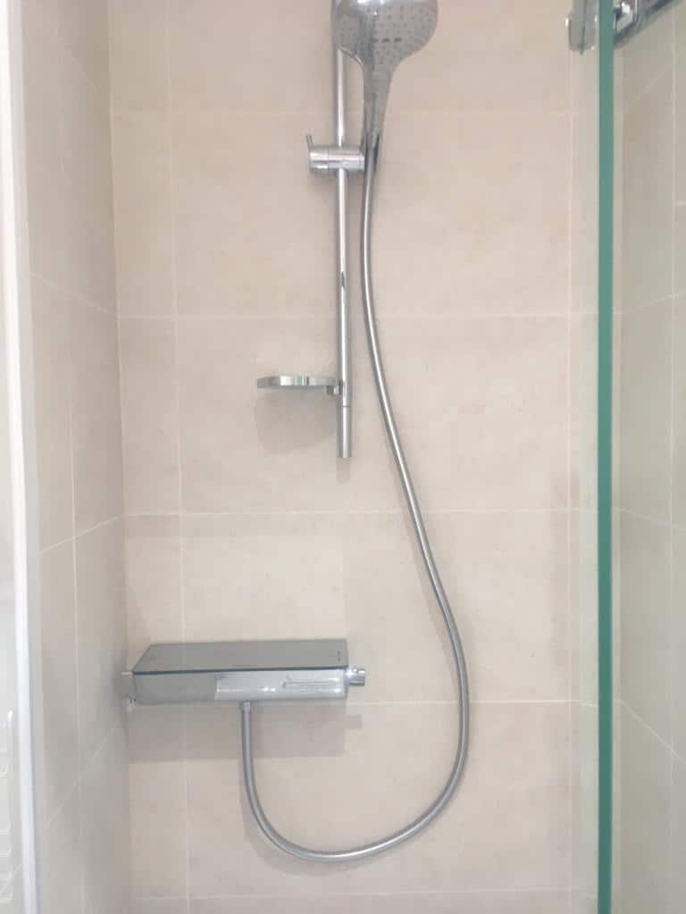 Bathroom and shower re-model near Northampton after 4