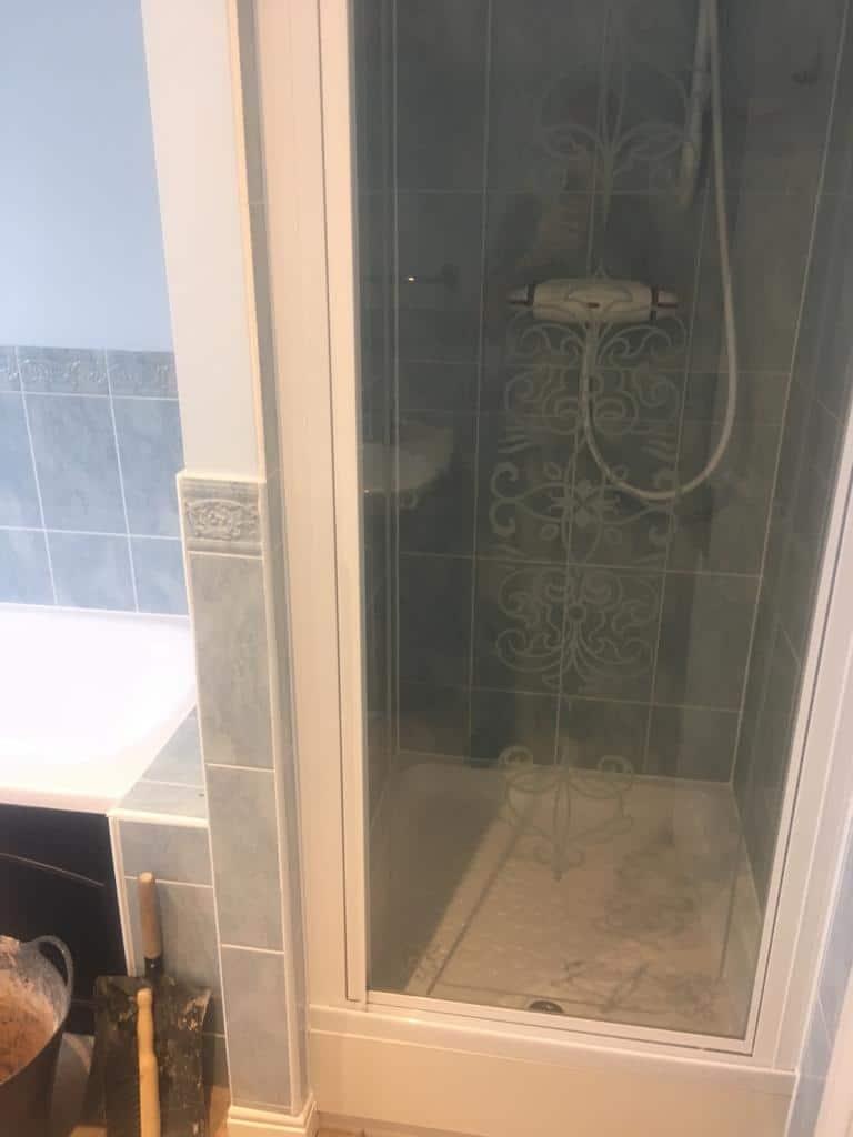 Bathroom redesign Milton Keynes before 3