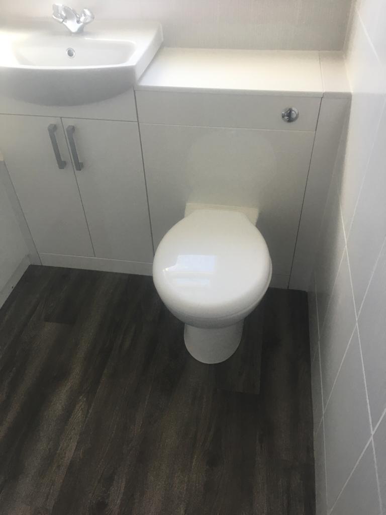 Bathroom redesign near Milton Keynes 1