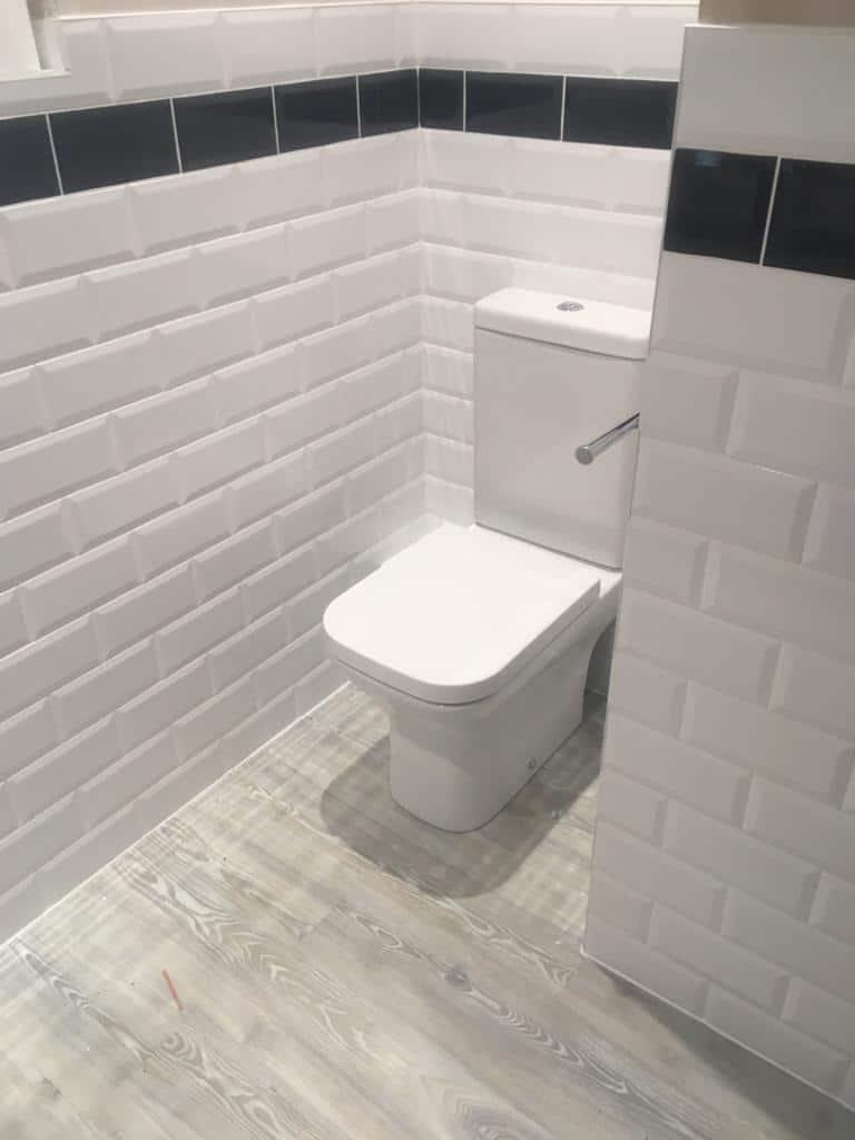Bathroom redesign near Milton Keynes after 2