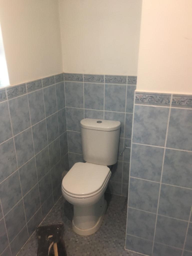 Bathroom redesign near Milton Keynes before 3