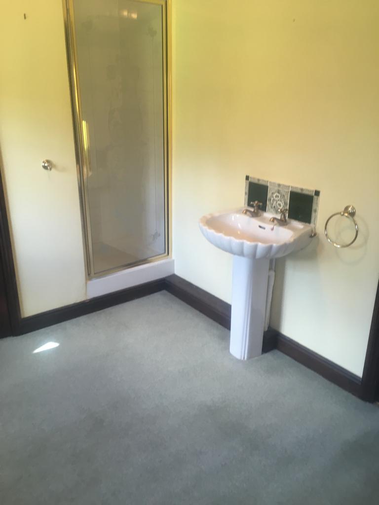 Wetroom bathroom re-design, Brixworth near Northampton before 3