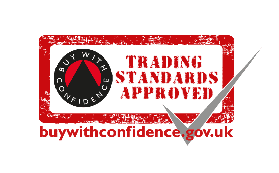 Buy with Confidence (trading standards approved)